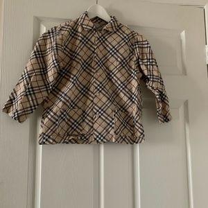 Burberry PJ's Pajamas set